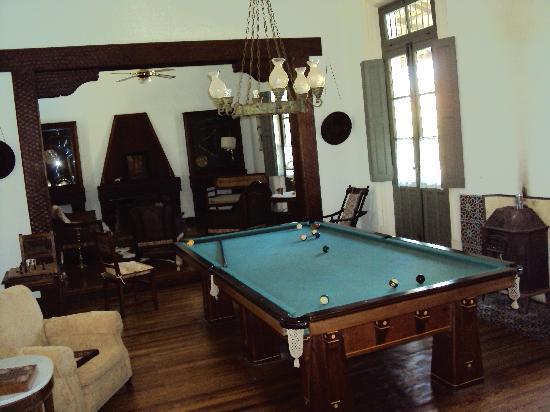 Estancia El Ombu de Areco: Interiores