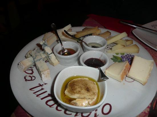Enoteca Cava Turacciolo : one platter