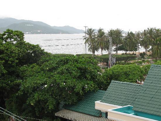 Que Huong Hotel: uitzicht