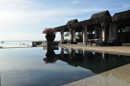 Abaca Boutique Resort: Poolside