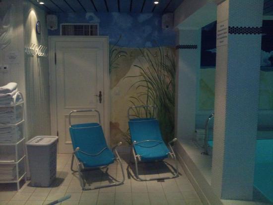 Parkhotel am Sudwaldchen: Wellnessbereich