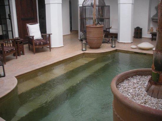 Dar Mo'da: piscina  a piano terra