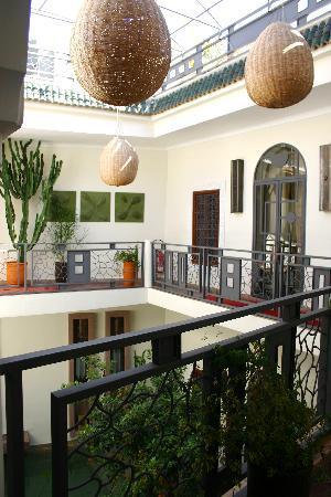 Riad Jardin des Reves: inspiring decor