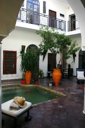 Riad Jardin des Reves: attention to detail