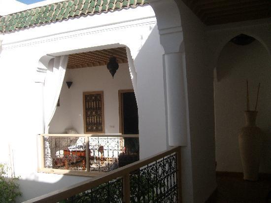 Riad les Orangers d'Alilia Marrakech : vista 2