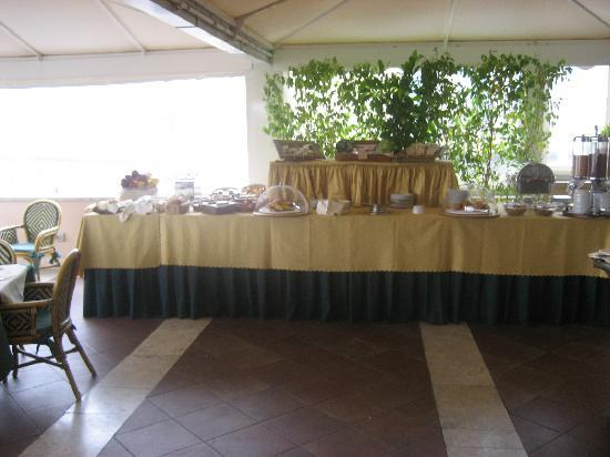 Villa Morgagni: Breakfast