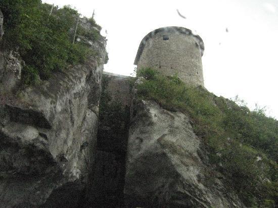 Besançon, France : UNE PARTIE DE LA CITADELLE DE BESANCON