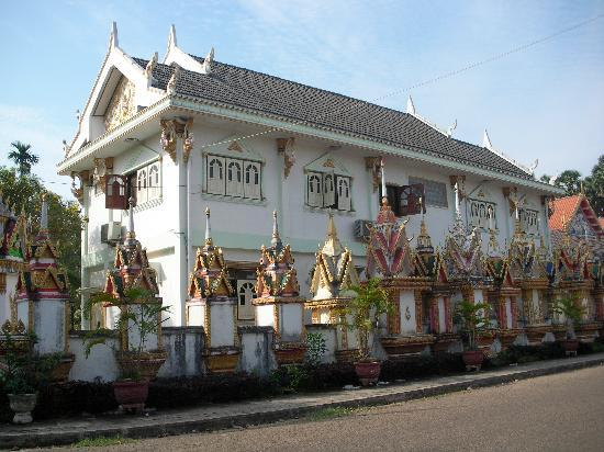 Restaurantes: Savannakhet