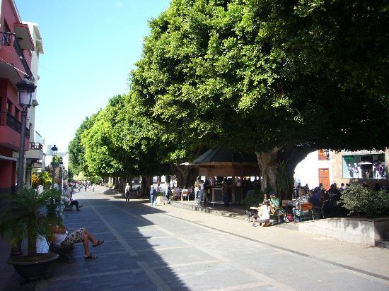 Los Llanos de Aridane, España: Llanos die Plaza de España