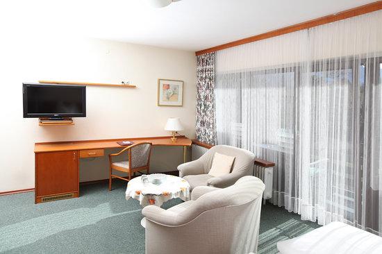Hotel Gablerhof: Doppelzimmer