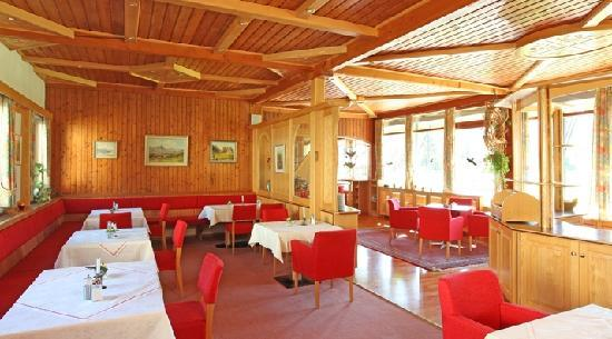Hotel Gablerhof: Frühstücksraum