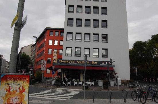 Monkeys Nudels Bar e.K.: il Nudels Bar