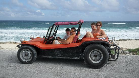 Dune Buggy On Cozumel Picture Of Barcelo Maya Colonial Puerto Aventuras Tripadvisor