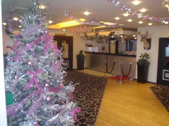 Tiffany's Hotel Blackpool: Come join us for our Turkey and Tinsel Breaks