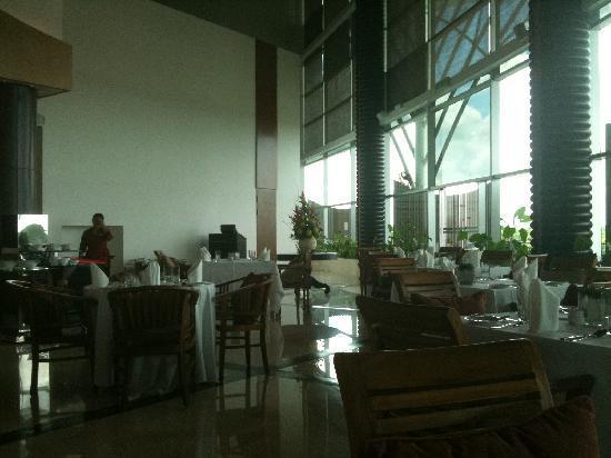 raintree restaurant at BCCk