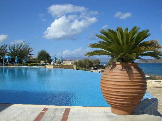 piscine du cretan dream royal