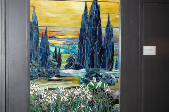 Photo of Tourist Attraction Smith Museum of Stained Glass Windows at 600 East Grand Avenue, Chicago, IL 60611, United States