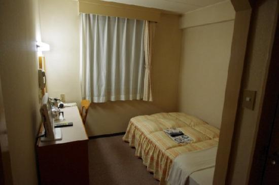 Business Hotel Inaho: 客室内