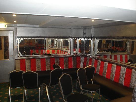 Parisienne Hotel Blackpool Parking
