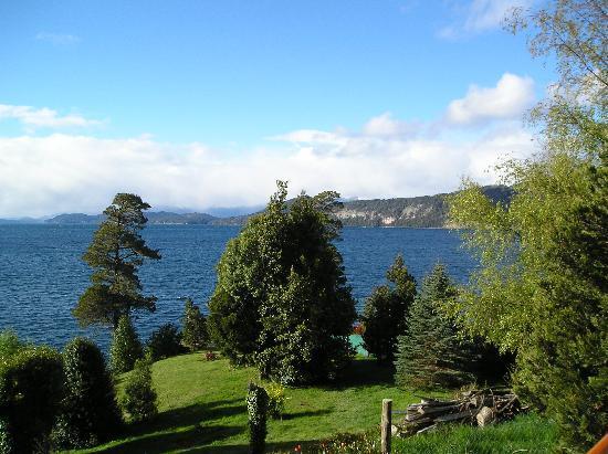 La Sirenuse Lake Resort: Vista dde una de las habitaciones