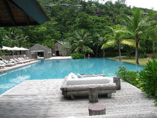 Four Seasons Resort Seychelles: pool and kids club