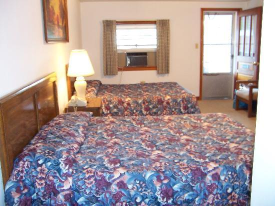 Thompson's Motel: Double room