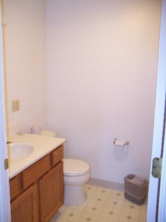 Thompson's Motel: Bathroom