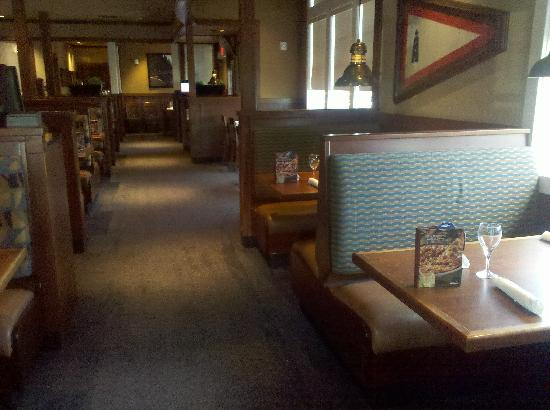 Red Lobster Interior