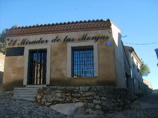 El Mirador de las Monjas: entrada