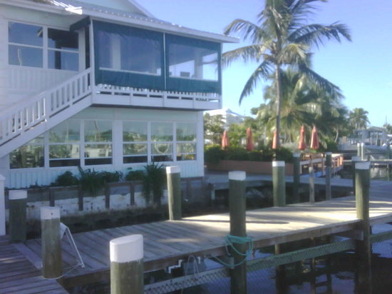 Conch Inn Hotel and Marina: Hotel's restaurant