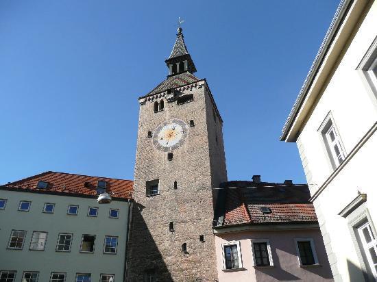 Hotel Bayerischer Hof: downtown