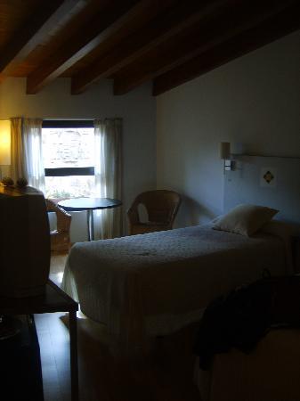 El Mirador de las Monjas: habitacion doble 2 camas