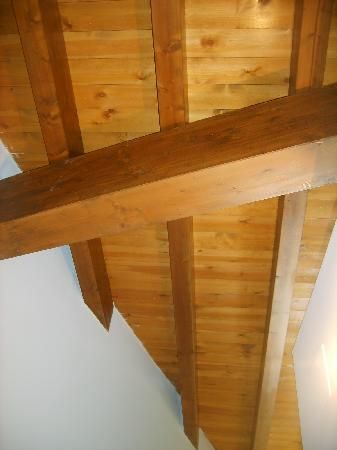 El Mirador de las Monjas: techo habitacion