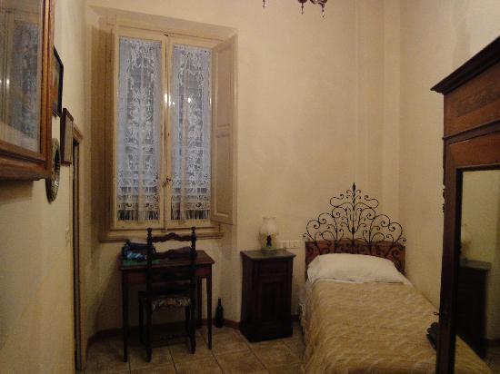 Hotel Il Bargellino: Single room