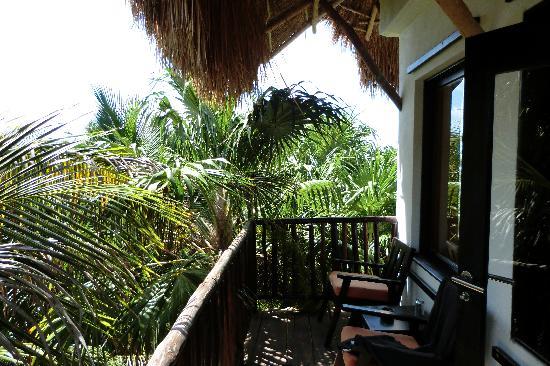 Playa Selva : 3rd Floor Balcony