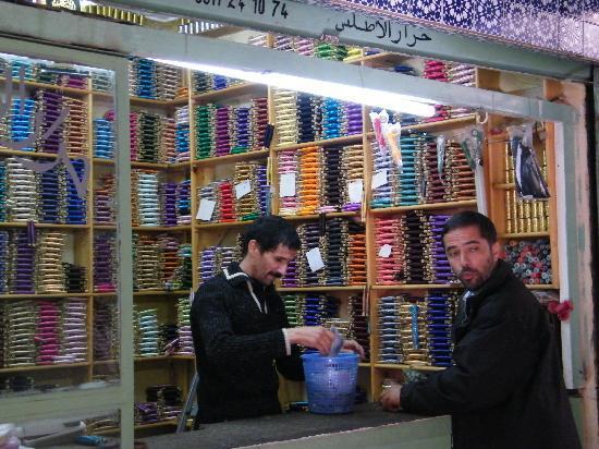 Dar KamalChaoui: Visite de Séfrou avec Kamal