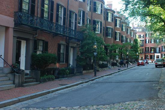 Boston, MA: Le charme de la Nouvelle Angleterre