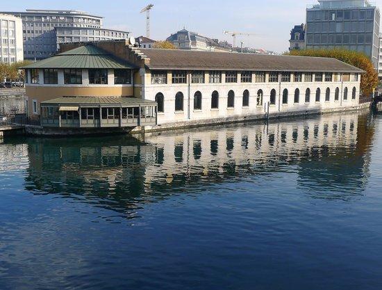 Brasserie des Halles de L'Ile: Brasserie des Halles d'Ile, Genève