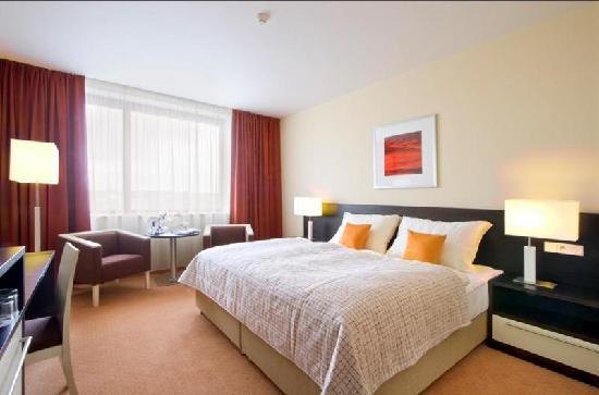 Clarion Congress Hotel Prague: my room 7234