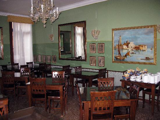 Pensione Guerrato: Breakfast Room