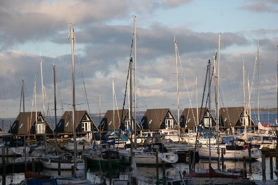 Skive, Denmark: Boat houses