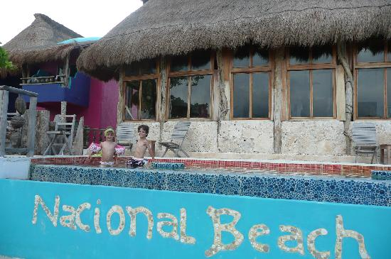 Nacional Beach Club & Bungalows: nacional beach club 2