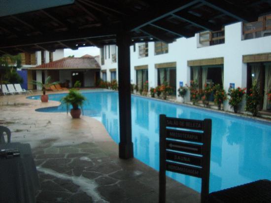 Resort La Torre: FOTO DA PISCINA COM HIDRO