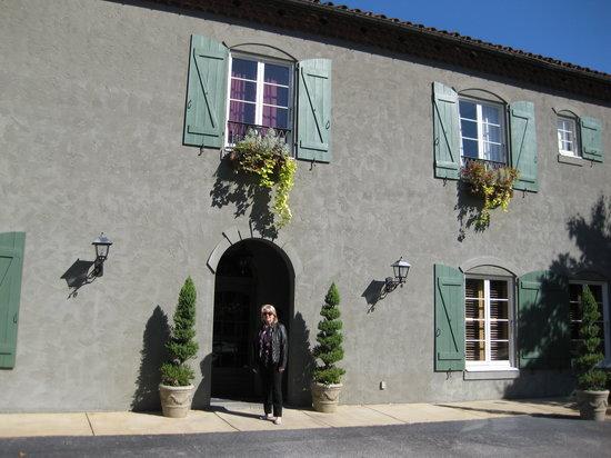 Hotel Domestique: entrance