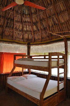 Hostel & Cabanas Ida y Vuelta Camping: Cabaña