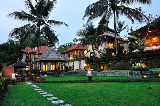Hotel Villa-Ubud: Exterior