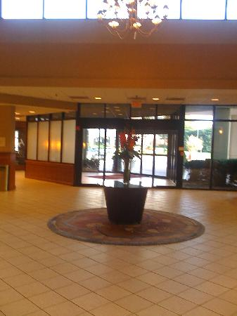 Crowne Plaza Dulles Airport Hotel: Entrance