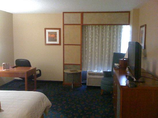 Crowne Plaza Dulles Airport Hotel: Room