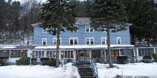 The Inn at Starlight Lake : over 100 years old