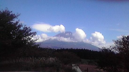 Asagiri Plateau : 富士山